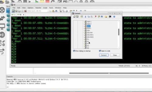 好工具课程!乾颐堂思科网络模拟器IOU+GNS3视频教程 IOU视频+GNS3视频+全套工具软件